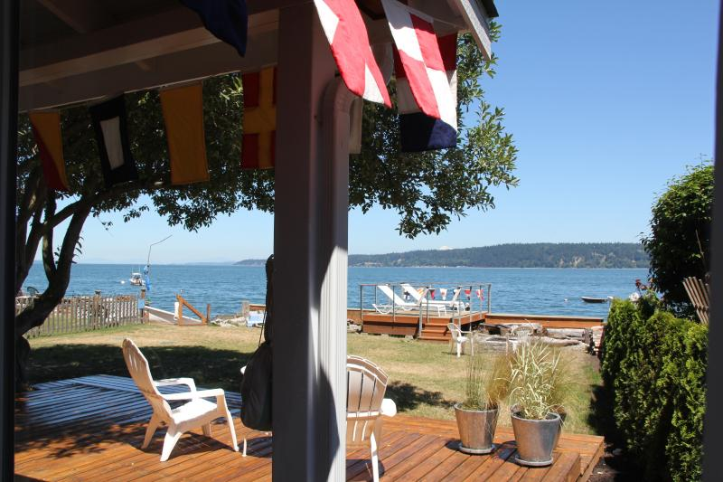 Relaxation on Camano Island!