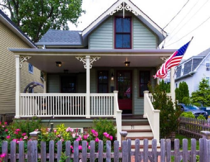 BEAUTIFUL Historic Victorian 3BR House, holiday rental in Neptune
