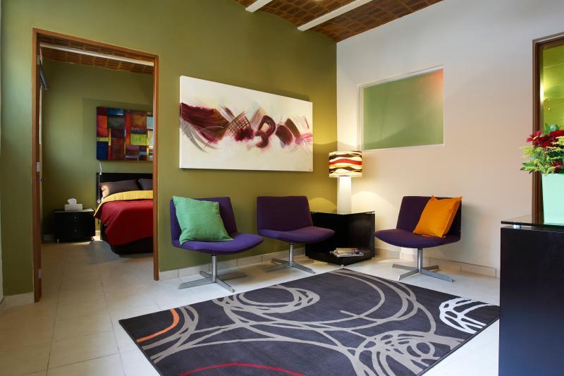 Casa Terraza  Paso Doble, location de vacances à Guanajuato