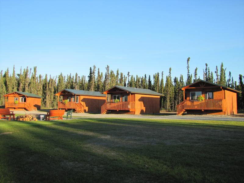Alaska Moose and Spruce Cabins and Lodging, holiday rental in Soldotna