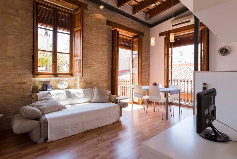 Cerrajeros Flat, Old city center, holiday rental in Grao