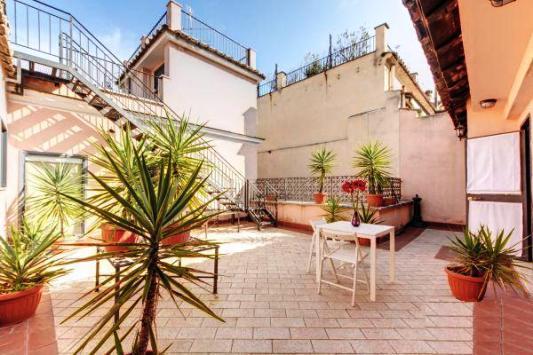 appartement centre rome navona