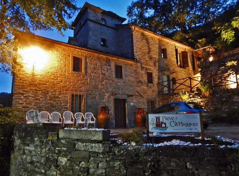 Pieve di Camaggiore - Giglio, alquiler vacacional en Borgo Tossignano