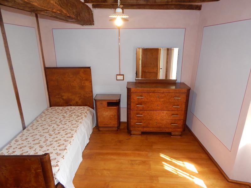 la camera letto singolo
