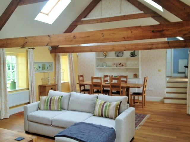 The Hayloft at Hampstead House, vacation rental in Corbridge