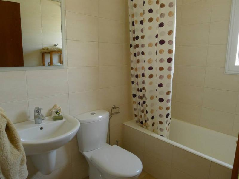 Family bathroom with shower
