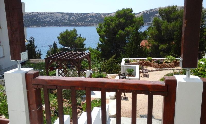 Vista desde una de las terrazas.