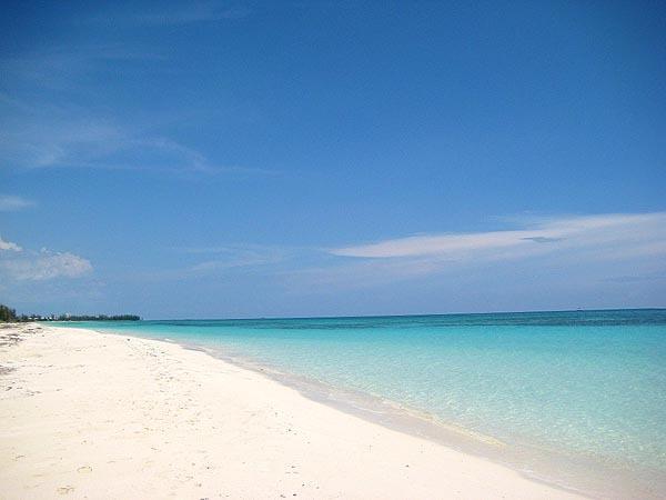 O forse volete solo passeggiare sulla spiaggia nel vostro proprio cortile posteriore - questa foto scattata con la bassa marea