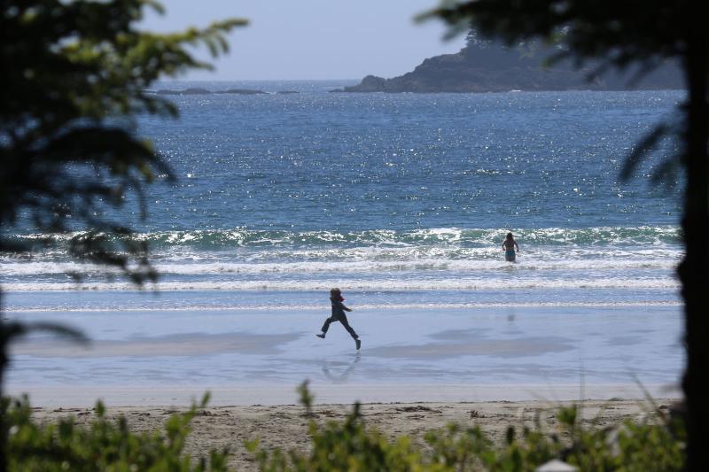 Chesterman Beach: Gezinsvriendelijk