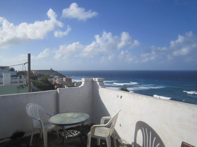 OLD SAN JUAN PENTHOUSE with  GREAT OCEAN / CITY VIEWS  !!, holiday rental in Toa Baja