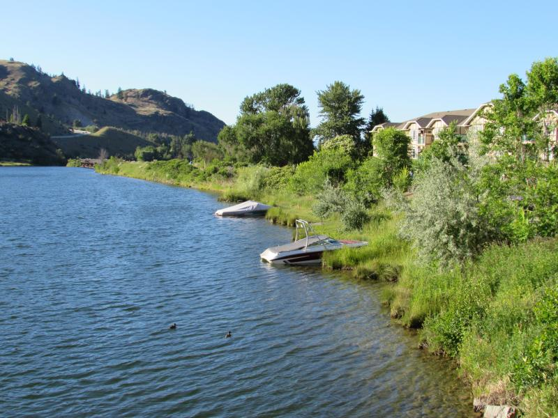 río de Okanagan
