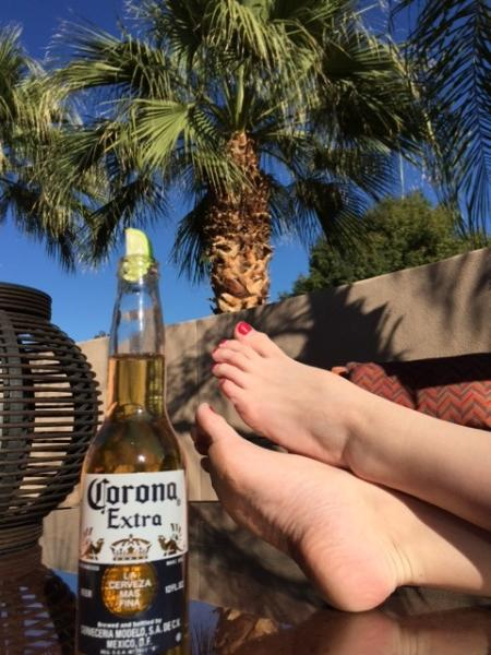 Our attempt at a Corona advert lol.