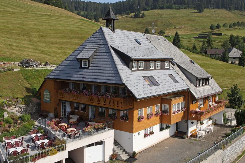 Hausbild Pension Glöcklehof