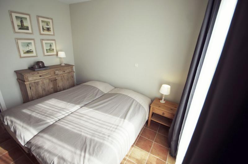 The bedroom on floor 10-with en-suite bathroom. -Sleep well!