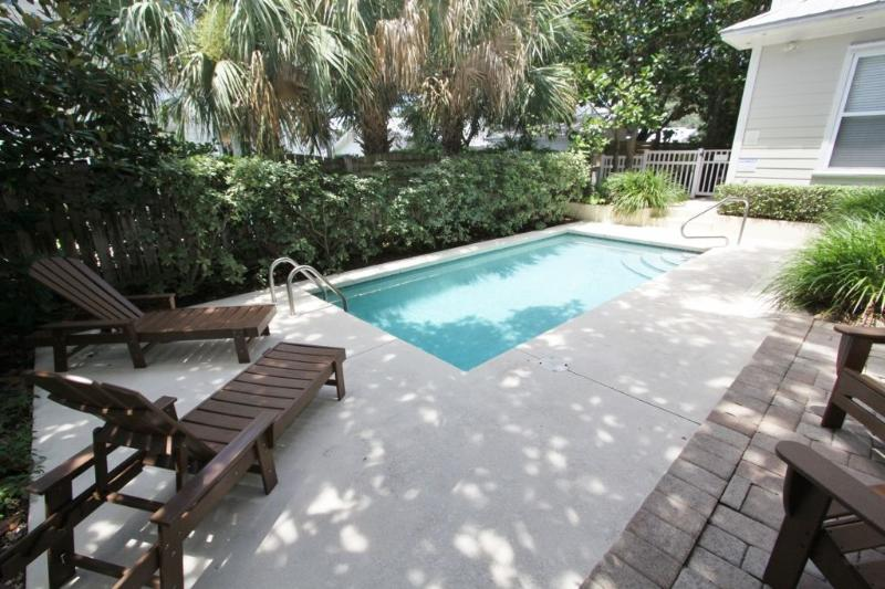 Alternate View of Pool Area - Very Private