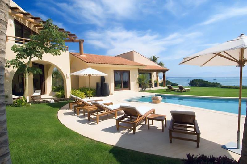 Villa Tierra in Lagos del Mar - Punta Mita, alquiler de vacaciones en Punta de Mita