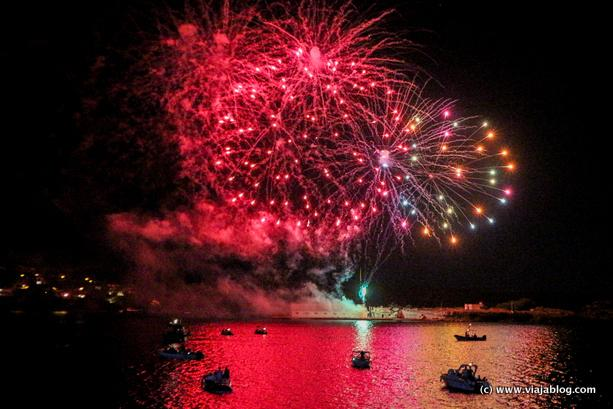 Fiestas Sant Jaume from July 24 to 26