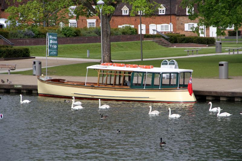 Take a trip on the River Avon...