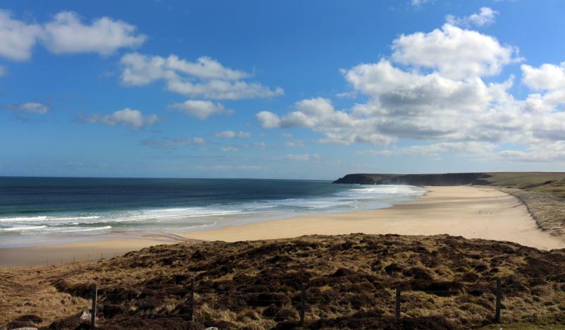 Traigh Mor praia - Tolsta