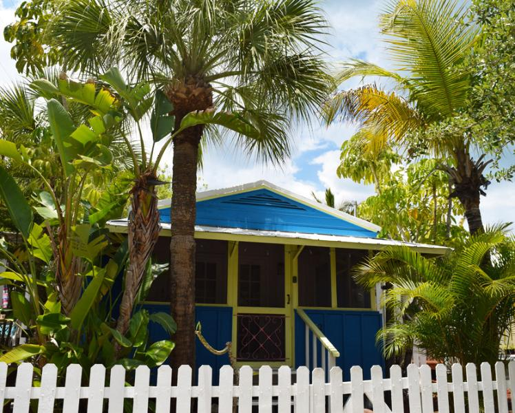 Blue Dolphin Cottage