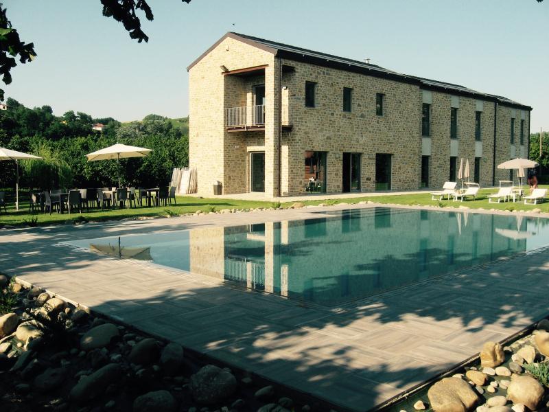 Villa Gelso, vakantiewoning in Olmo Gentile