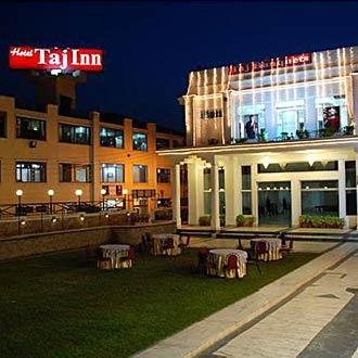 Hotel TAj Inn, holiday rental in Moradabad