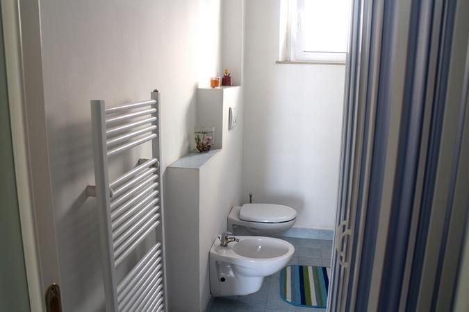 Il vostro bagno, luminoso e finestrato