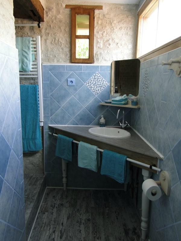 La unidad de baño y tocador