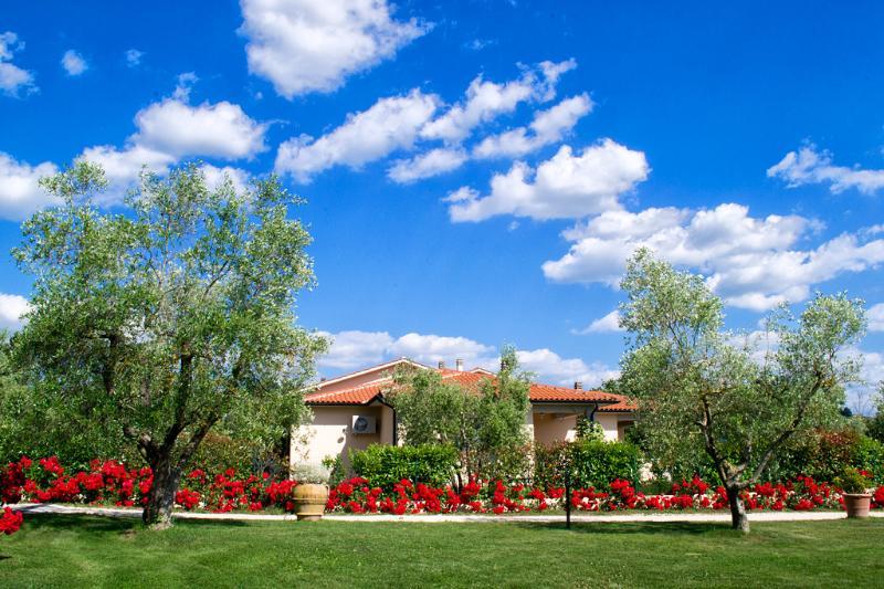 Appartamento in agriturismo, vacation rental in Catabbio