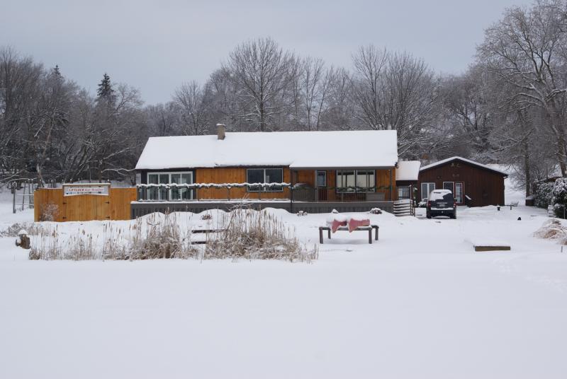 Liftlock B&B open in winter