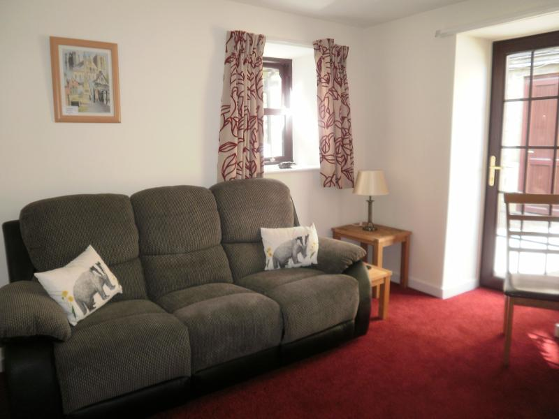 Badgers Court, holiday rental in Summerbridge