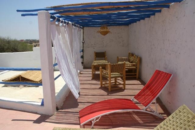 upper terrace lounge
