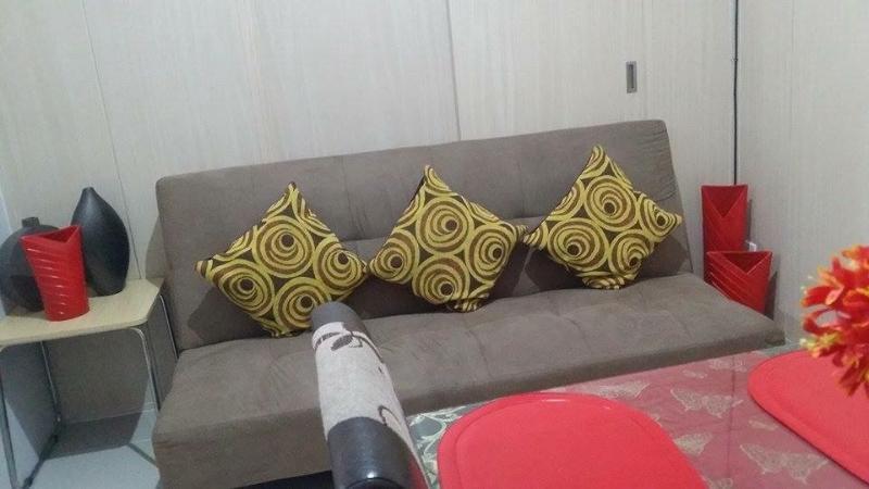 Studio Condominium Unit SM NORTH EDSA THE GRASS, casa vacanza a Quezon City