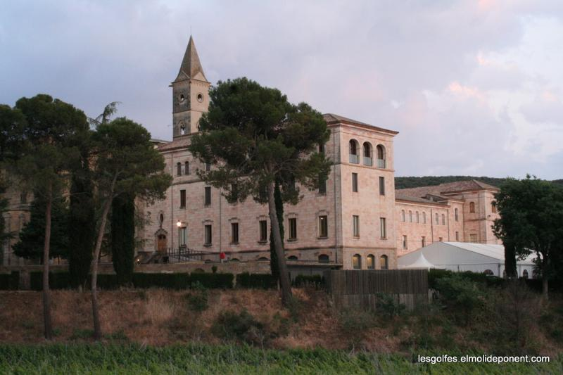 Mosteiro de 'Avellanas'