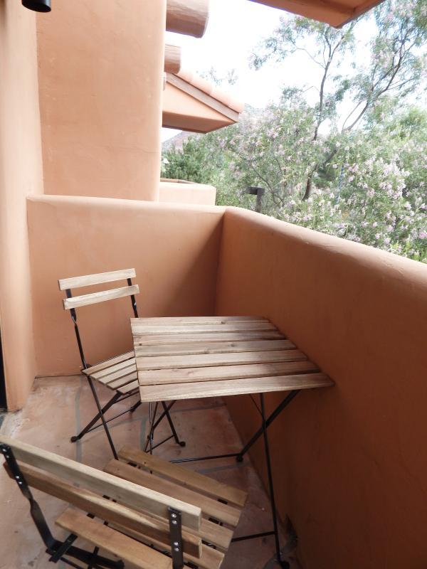 Balcon sur chambre à coucher #2