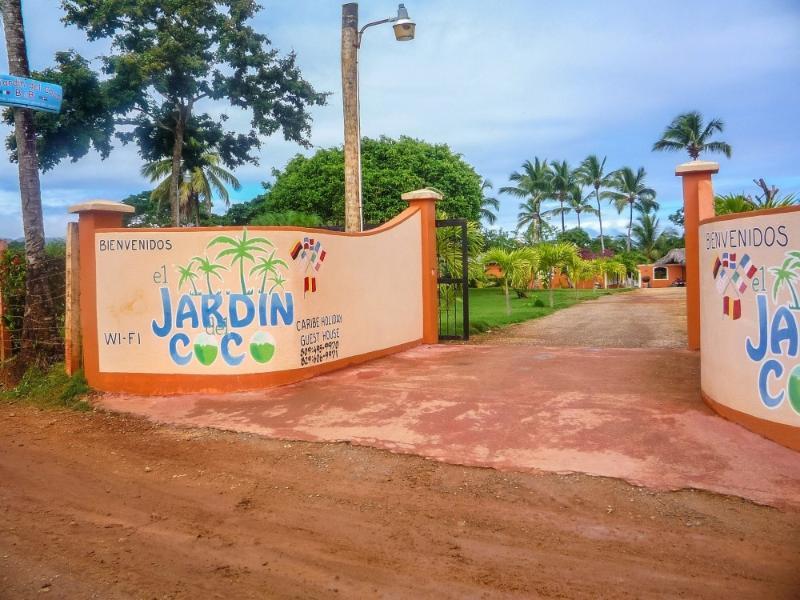El Jardin del Coco, vacation rental in Las Galeras