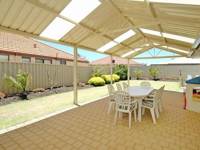 Alfresco area with all weather pergola