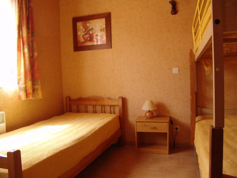 Gite non mitoyen (2) chambre N° 2