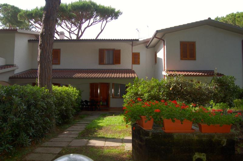 Ingresso - entrance garden