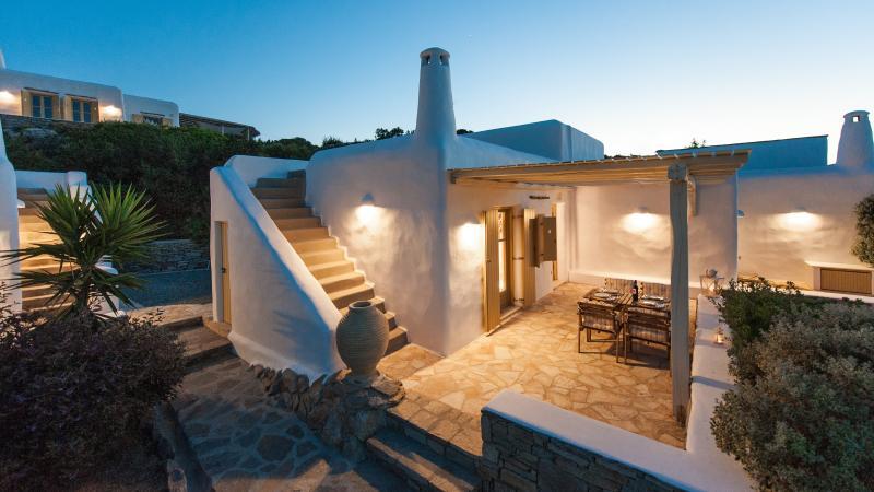 villa Manolia, aluguéis de temporada em Naoussa