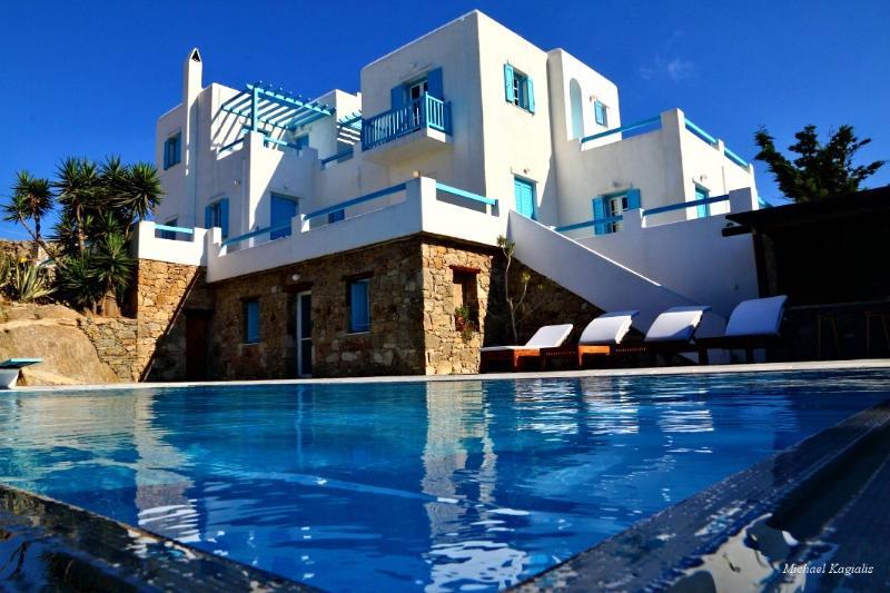 Galini Villa Mykonos, location de vacances à Mykonos (ville)