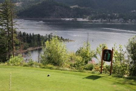 Hyde Mountain golf course