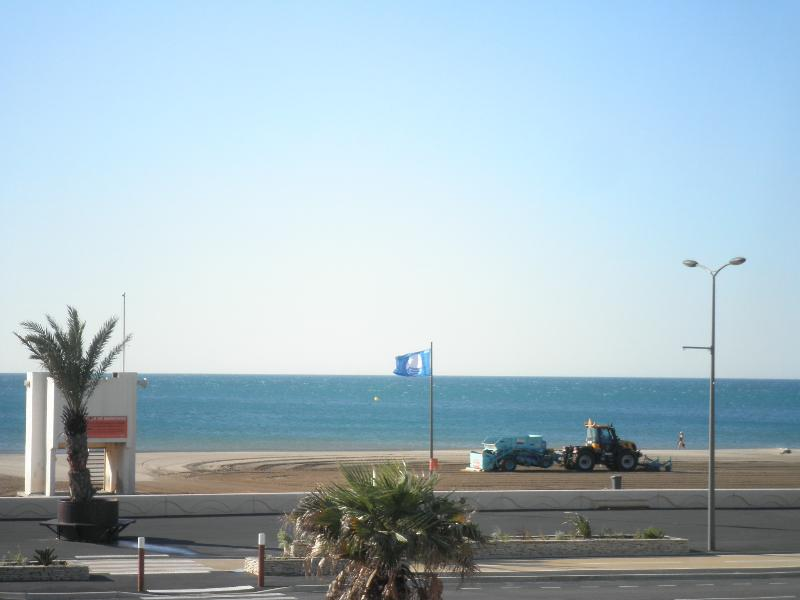 Rental by the sea Luxurious 3 room apartment 72 m2 Narbonne Mediterranean beach, alquiler vacacional en Narbonne-Plage