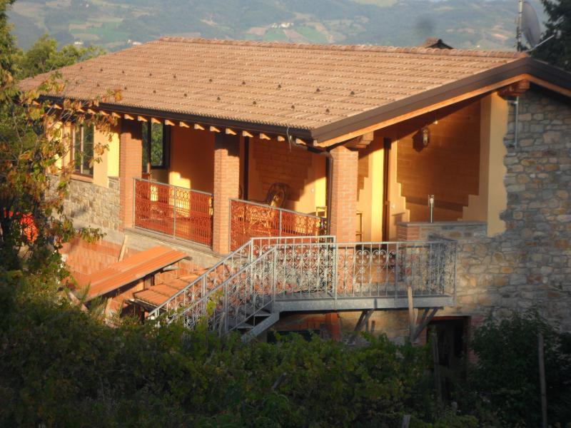bebcasaberbera beb & breakfast, alquiler de vacaciones en Nibbiano