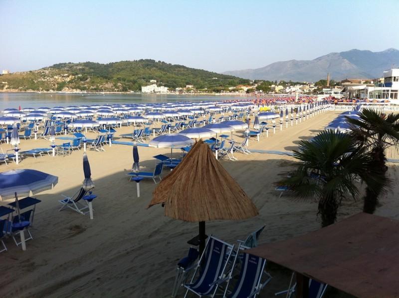 Nazario sauro promenade plage