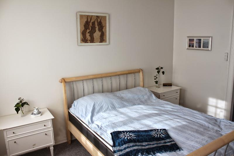 Rent our bedlinned for 50 DKK per bed or bring your own
