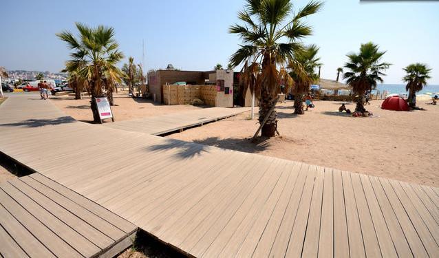 Cap Hermès coté plage,directement sur la plage, climatisé, piscine, parking,wifi, vacation rental in Fréjus