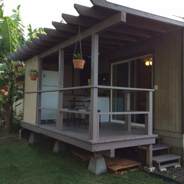 Keiki Beach Lodge Dream Has Grill And Parking