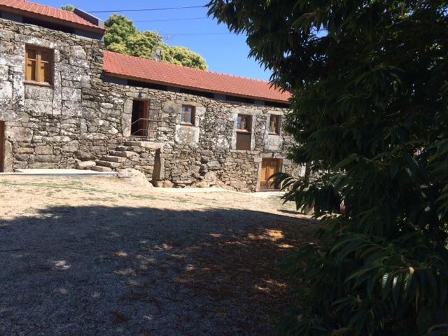 Casa das Bouças, aluguéis de temporada em Crecente