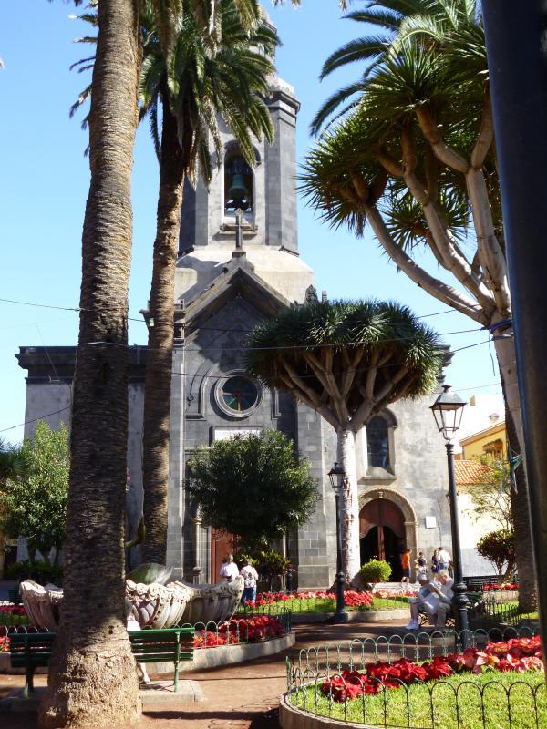 San Telmo church, abt. 15 mins. walk